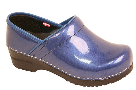 clog sneakers for sanita professional s pearl clogs shoes