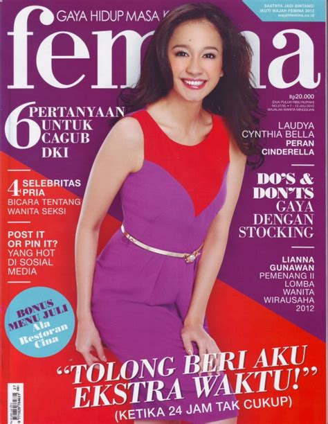Majalah Femina related keywords suggestions for majalah femina