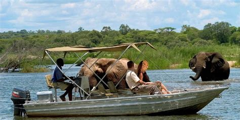boat cruise maun luxury safari south africa namibia and botswana classic