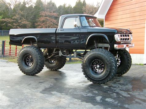 old dodge truck 4x4 gallery bangshift com ebay find a monstrous 1967 dodge sweptline