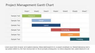 gannt chart template project management gantt chart powerpoint template
