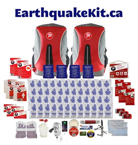 earthquake kit get your earthquake kit for a great price family fun