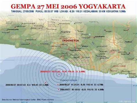 film dokumenter gempa yogya takdir ibnu 7 gempa bumi di indonesia yang tercatat