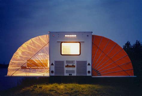 designboom tents urban cing creative art tents open in amsterdam