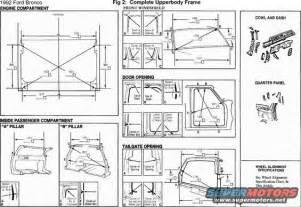 1983 ford bronco doors picture supermotors net