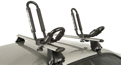 J Rack Kayak Carrier by Fixed J Style Kayak Carrier S510 Rhino Rack