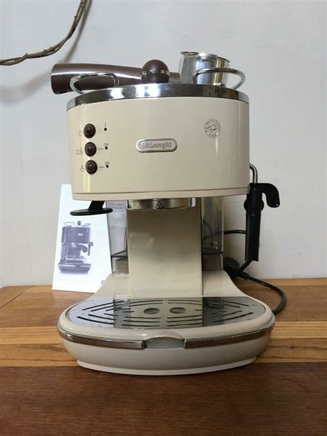 delonghi icona eco311 delonghi icona vintage coffee maker in forest row east sussex gumtree
