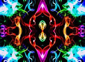 smoke colors the psychedelic arts colored smoke