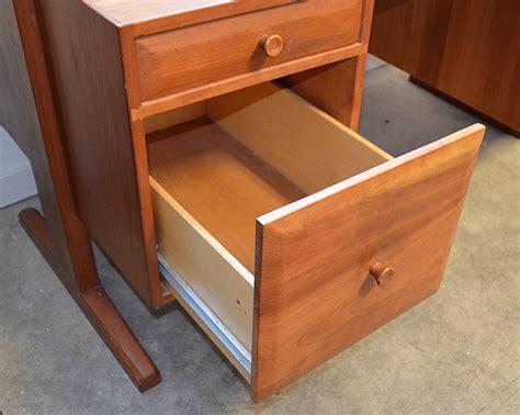 Custom Studio Craftsman Cherry Desk Walker Weed For Sale Custom Studio Desks