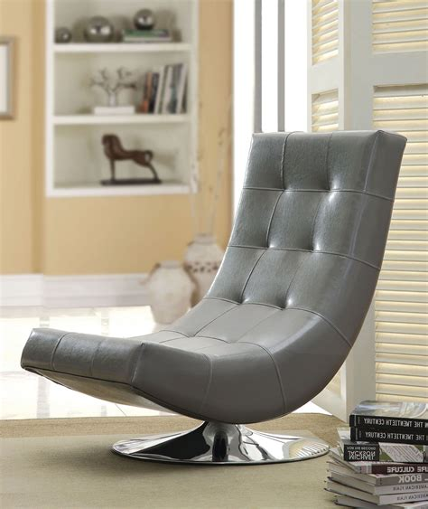 Gray Swivel Chair - gray swivel accent chair from furniture of