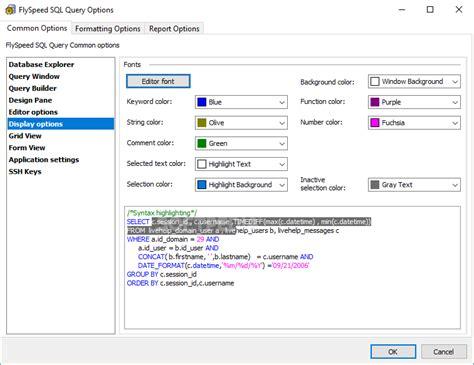 tutorial flyspeed sql query download flyspeed sql query 3 7 3 0
