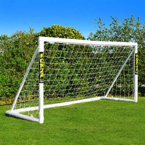 Soccer Goal 8 x 4 forza football goal and net locking net world