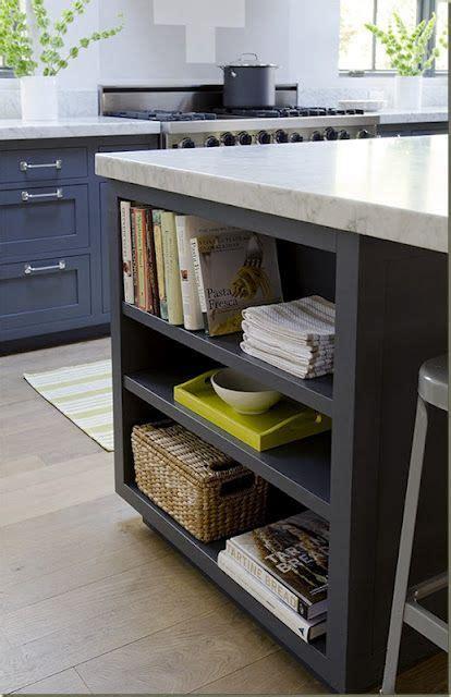 bookshelf kitchen island kitchens