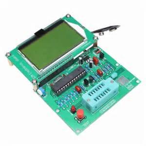 resistor value for lcd backlight lcd backlight digital transistor tester from mmm999 on tindie