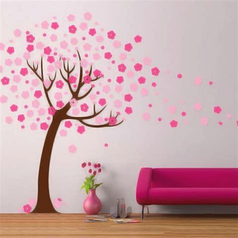 Hiasan Rumah Hiasan Dinding Bunga Nuansa Hijau gambar desain wallpaper rumah minimalis wallpaper dinding