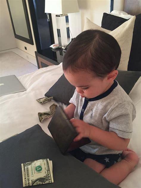 paul simon when i was a little boy simon cowell shares new photos of little boy eric on twitter