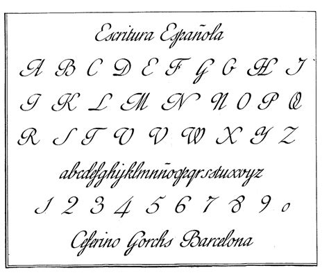tattoo fonts joined up cursive calligraphy alphabet up to font page