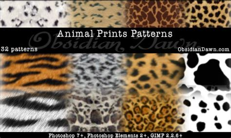 how to make zebra pattern in photoshop animal prints ps patterns by redheadstock on deviantart
