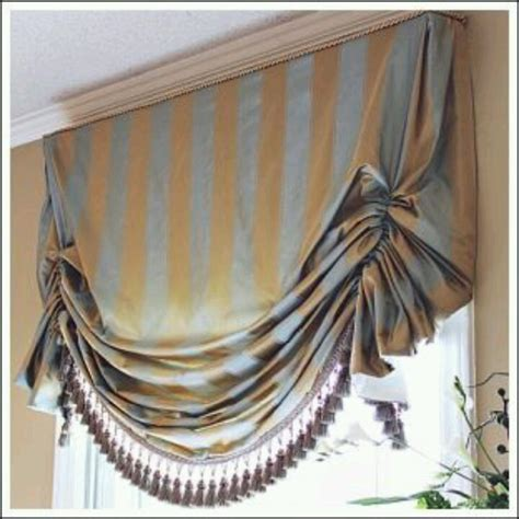 swag curtains for bedroom best 25 balloon curtains ideas on pinterest drapery