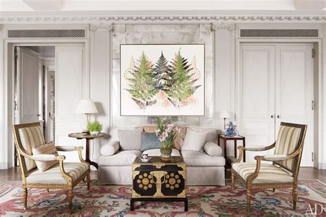 michael smith interior designer french inspired manhattan duplex of designer michael smith