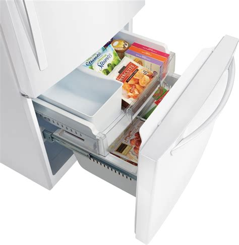 Freezer No lg ldcs22220 30 inch bottom freezer refrigerator with