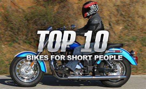 women s short motorcycle ten bikes for short people