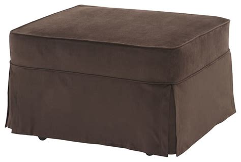 Convertible Ottoman Sleeper Castro Convertible Sleeper Ottoman Size W Cover Coffee Traditional Footstools And