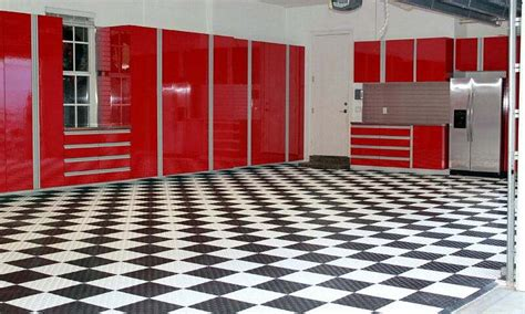 how to paint a garage floor cheap
