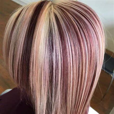 burgundy hair  vivid hues shades youll  love