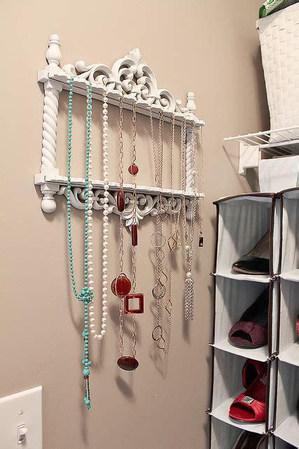 how to make jewelry holder 11 diy necklace storage ideas