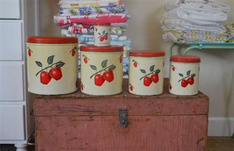 apple canisters for the kitchen 1000 images about apple collection on pinterest apple