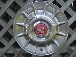 57 Cadillac Hubcaps 1957 57 Cadillac Cady Eldorado Fleetwood Eldo Hubcap Wheel
