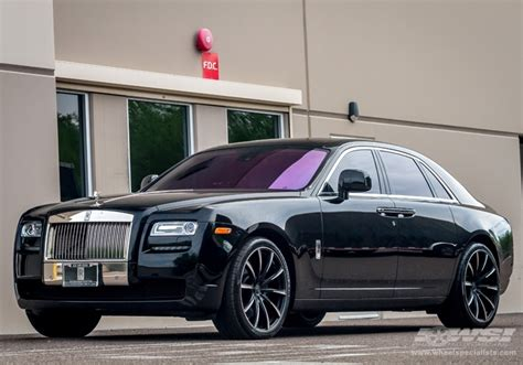 roll royce cuba 2012 rolls royce ghost with 22 quot gianelle cuba 10 in matte