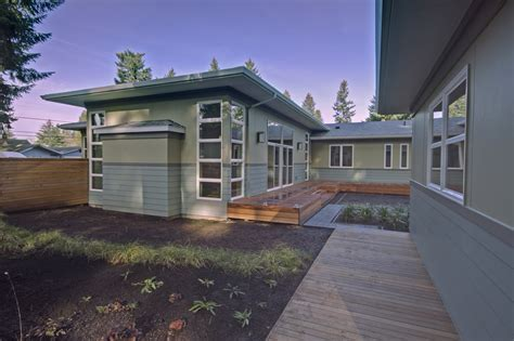 House Plans With Landscaping by Little Is Large On Portland S 2012 Build It Green Home