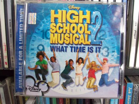 preguntas dificiles de high school musical high school musical 2 191 what time is it cd excelente