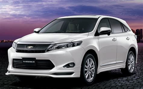 suv toyota comparison toyota harrier 2015 vs land rover range
