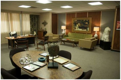 mad men amcs mad men sterling coopers office