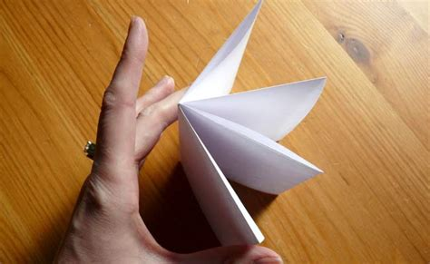 Paper Fold Book - how to make an origami book brightly