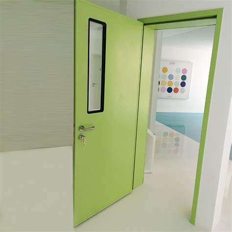 factory supplied handheld shower head patient room doors