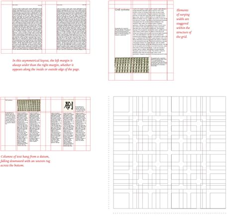 grid layout graphic design design principles how to choose a grid system for print