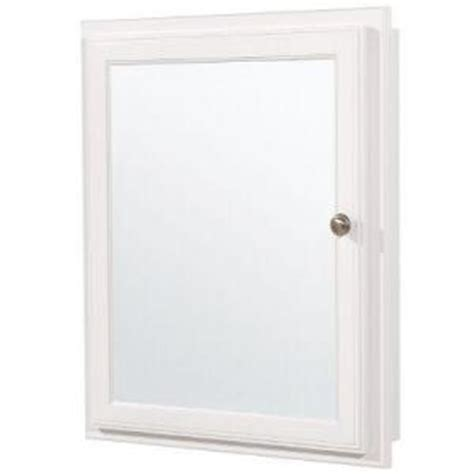 american classics swing door tri view beveled mirror
