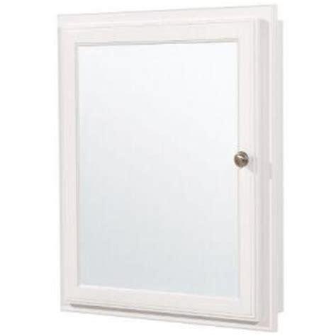 american classics swing door tri view beveled mirror