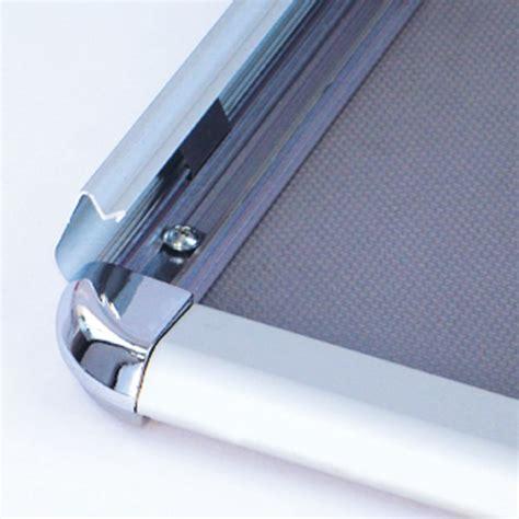 cornice 30x42 cornici a scatto a3 con profilo alluminio