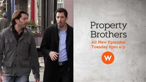 property brothers where to stream and watch decider property brothers on w network youtube