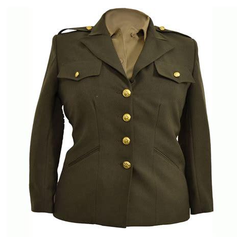 service jacket w a c coat service jacket doursoux