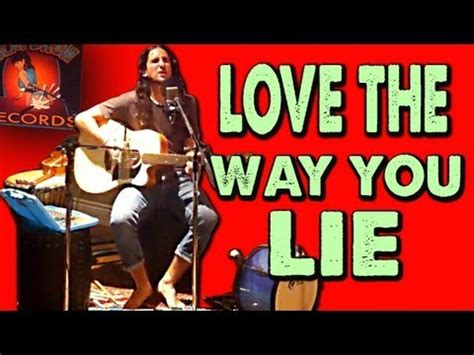 love the way you lie walk off the earth eminem cover