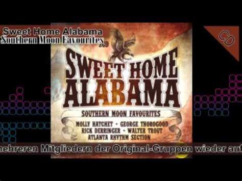 sweet home alabama southern moon favourites