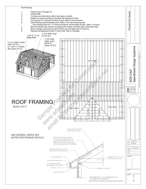 Saltbox Garage Plans by Ree Barn Plans G200 28 X 36 Saltbox Style Garage Plan