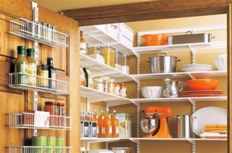 20 tolle speisekammer ideen aufbewahrung lebensmitteln