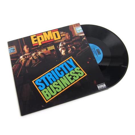 Epmd Strictly Business Vinyl - hip hop vinyl records newest turntablelab